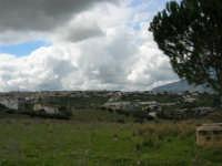 Panorama dalla periferia lato nord - 25 febbraio 2006   - Alcamo (1455 clic)