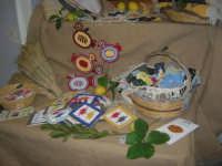 Cene di San Giuseppe - esposizione oggetti artigianali - 15 marzo 2009   - Salemi (2391 clic)