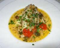 pranzo al Ristorante del Golfo (da Liborio - specialità pesce) - via Segesta, 153 -: filetti di marmora in tegame - 7 maggio 2006  - Castellammare del golfo (2604 clic)