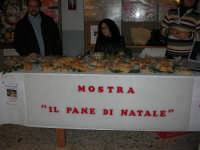 Mostra IL PANE DI NATALE presso l'Istituto Comprensivo A. Manzoni - 21 dicembre 2008   - Buseto palizzolo (958 clic)