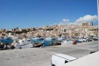 la città vista dal porto - 25 aprile 2008   - Sciacca (1086 clic)