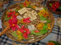 Cene di San Giuseppe - mostra manufatti - 15 marzo 2009   - Salemi (2563 clic)