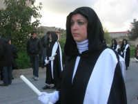 Processione della Via Crucis con gruppi statuari viventi - 5 aprile 2009   - Buseto palizzolo (1667 clic)