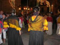 Festeggiamenti Maria SS. dei Miracoli - Il Corteo dei Conti di Modica in Piazza Ciullo - 20 giugno 2008   - Alcamo (540 clic)