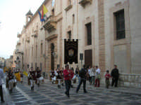 2° Corteo Storico di Santa Rita - Associazione Sbandieratori Città di Caccamo - 17 maggio 2008   - Castellammare del golfo (515 clic)