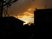 tramonto - 15 gennaio 2009  - Alcamo (2730 clic)