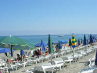 la baia di Capo Calavà - 23 luglio 2006   - Gioiosa marea (1245 clic)