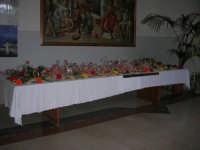 Pani di San Giuseppe ed agnelli pasquali - Progetto PON per la Pasqua - I.C. Pascoli - 4 aprile 2009   - Castellammare del golfo (1937 clic)