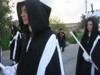 Processione della Via Crucis con gruppi statuari viventi - 5 aprile 2009   - Buseto palizzolo (1661 clic)