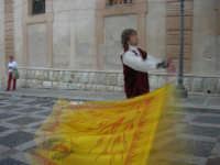 2° Corteo Storico di Santa Rita - Associazione Sbandieratori Città di Caccamo - 17 maggio 2008   - Castellammare del golfo (580 clic)