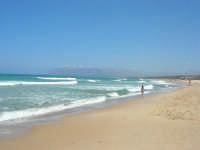 zona Canalotto - mare mosso - 5 luglio 2008   - Alcamo marina (843 clic)