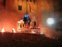 Festeggiamenti Maria SS. dei Miracoli - La Festa del Paradiso - L'Assalto al Castello - Piazza Castello - 20 giugno 2008   - Alcamo (552 clic)