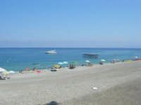 la baia di Capo Calavà - 23 luglio 2006   - Gioiosa marea (1547 clic)