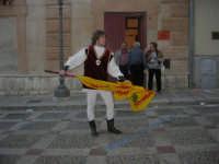 2° Corteo Storico di Santa Rita - Associazione Sbandieratori Città di Caccamo - 17 maggio 2008   - Castellammare del golfo (504 clic)