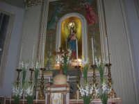 interno della Chiesa Maria SS. delle Grazie - 3 settembre 2008   - Torretta (1993 clic)