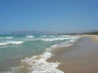 zona Canalotto - mare mosso - 5 luglio 2008   - Alcamo marina (760 clic)