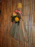 Cene di San Giuseppe - mostra manufatti - 15 marzo 2009   - Salemi (2462 clic)