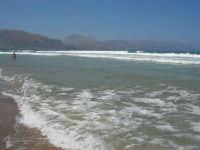 zona Canalotto - mare mosso - 5 luglio 2008   - Alcamo marina (898 clic)
