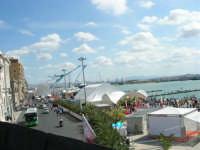 Veduta del porto e dell'America's Cup Park - 2 ottobre 2005  - Trapani (2107 clic)