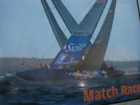 Un grande manifesto in occasione della Trapani Louis Vuitton Acts 8&9 - 2 ottobre 2005  - Trapani (2010 clic)