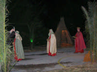 Presepe Vivente presso l'Istituto Comprensivo A. Manzoni - 21 dicembre 2008    - Buseto palizzolo (790 clic)