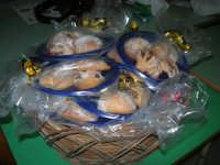 dolci di Natale ai fichi ed alle mandorle - I.C. Pascoli - 19 dicembre 2008  - Castellammare del golfo (1454 clic)