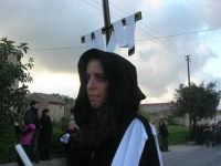 Processione della Via Crucis con gruppi statuari viventi - 5 aprile 2009   - Buseto palizzolo (1759 clic)