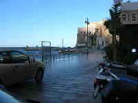 al porto - 4 febbraio 2007  - Castellammare del golfo (795 clic)