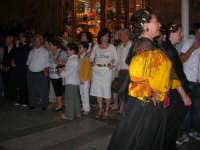 Festeggiamenti Maria SS. dei Miracoli - Il Corteo dei Conti di Modica in Piazza Ciullo - 20 giugno 2008   - Alcamo (531 clic)