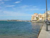 porto e Castello a Mare - 13 marzo 2009  - Castellammare del golfo (1329 clic)