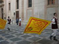 2° Corteo Storico di Santa Rita - Associazione Sbandieratori Città di Caccamo - 17 maggio 2008   - Castellammare del golfo (534 clic)
