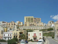 la città vista dal porto - 25 aprile 2008  - Sciacca (994 clic)