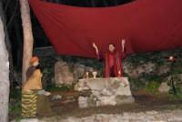 Parco Urbano della Misericordia - LA BIBBIA NEL PARCO - Quadri viventi: 1. Anna - 5 gennaio 2009  - Valderice (2563 clic)