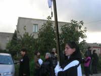 Processione della Via Crucis con gruppi statuari viventi - 5 aprile 2009   - Buseto palizzolo (1662 clic)