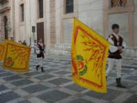 2° Corteo Storico di Santa Rita - Associazione Sbandieratori Città di Caccamo - 17 maggio 2008   - Castellammare del golfo (533 clic)