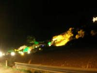 lo scenario del Presepe Vivente - 21 dicembre 2008    - Balata di baida (1447 clic)
