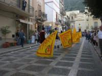 2° Corteo Storico di Santa Rita - Associazione Sbandieratori Città di Caccamo - 17 maggio 2008   - Castellammare del golfo (528 clic)
