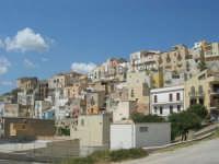 la città vista dal porto - 25 aprile 2008  - Sciacca (1259 clic)