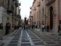 2° Corteo Storico di Santa Rita - Stendardieri di Petralia La Suprana - 17 maggio 2008   - Castellammare del golfo (585 clic)