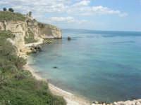 un tratto di costa - 25 aprile 2008  - Sciacca (1392 clic)