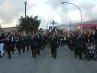 Processione della Via Crucis con gruppi statuari viventi - 5 aprile 2009   - Buseto palizzolo (2533 clic)