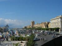 Vista sul porto, in occasione dell'America's Cup - 2 ottobre 2005  - Trapani (2222 clic)