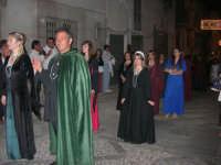 Festeggiamenti Maria SS. dei Miracoli - Il Corteo dei Conti di Modica in via Barone di San Giuseppe - 20 giugno 2008   - Alcamo (1172 clic)
