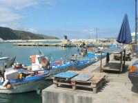 al porto - 5 aprile 2009   - Castellammare del golfo (1274 clic)