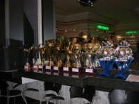 le Coppe del XXII Torneo COSTA GAIA - anno 2009 - esposte presso l'Enny Bar - 14 dicembre 2008   - Alcamo (1591 clic)