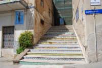 maiolicato su una gradinata - 25 aprile 2008   - Sciacca (1519 clic)