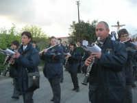 Processione della Via Crucis con gruppi statuari viventi - 5 aprile 2009   - Buseto palizzolo (1818 clic)