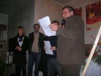 1ª Edizione Concorso Fotografico PRESEPE VIVENTE BALATA DI BAIDA - esposizione e premiazione presso il Centro Polivalente a cura dell'Associazione Culturale BALATA CLUB - 1 marzo 2009   - Balata di baida (2729 clic)