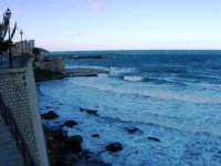 panorama da piazza Petrolo - 4 febbraio 2007  - Castellammare del golfo (722 clic)