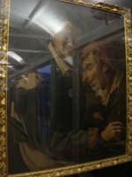 stazione ferroviaria - visita a IL TRENO DELL'ARTE -  Museo per un Giorno - Todeschini - Autoritratto - (47) - 13 ottobre 2007  - Trapani (1604 clic)